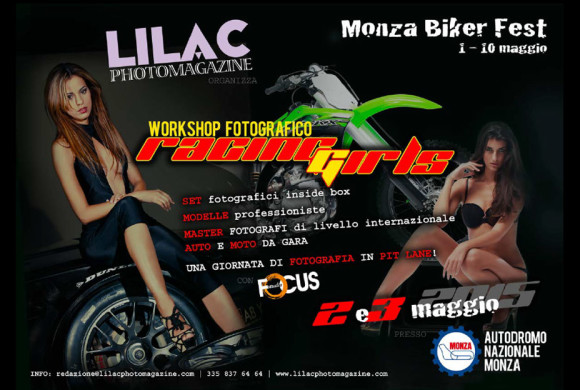 MONZA BIKERS FEST | GIRLS WORKSHOP