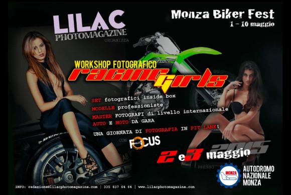 MONZA BIKERS FEST | GIRLS WORKSHOP