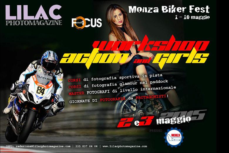 Monza Bikers fest Corsi Fotografia Sportiva Studio Focus