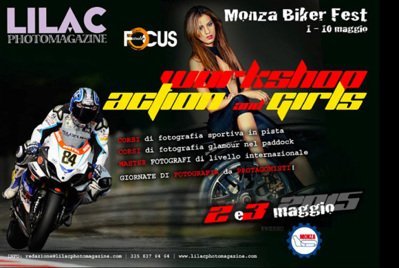 MONZA BIKERS FEST – ACTION & GIRLS