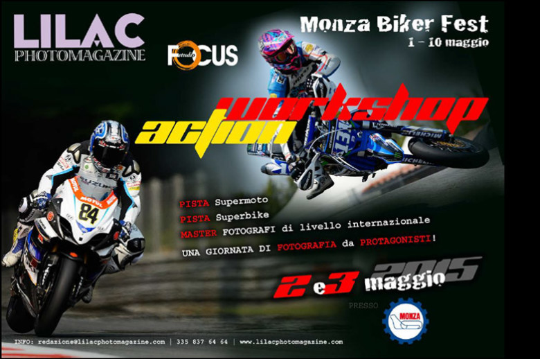ACTION & GIRLS AL MONZA BIKERS FEST